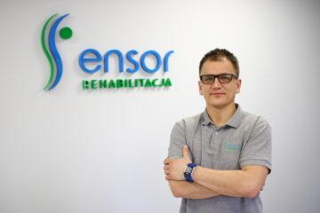 Dr Sebastian Szyper Specjalista Fizjoterapii